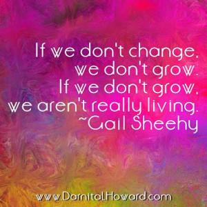 Gail Sheehy quote