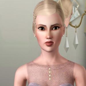 Jordan Baker by udorawealthy -- a stunning sim! has cc