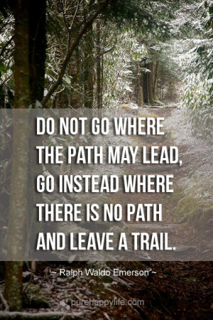 Quotes About Paths in Your Life