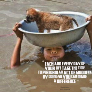 act of kindness kindness picture quotes