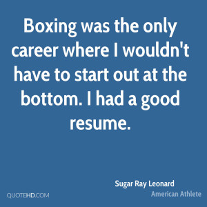 sugar-ray-leonard-sugar-ray-leonard-boxing-was-the-only-career-where ...