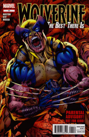 Best Wolverine Comic Cover