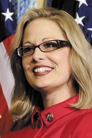 Kyrsten Sinema Quotes....