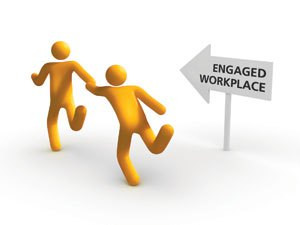 keeping employees engaged is more than a pat on the back or saying ...