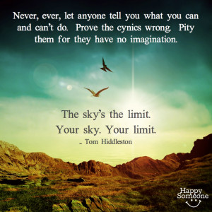 Skies The Limit Quotes. QuotesGram