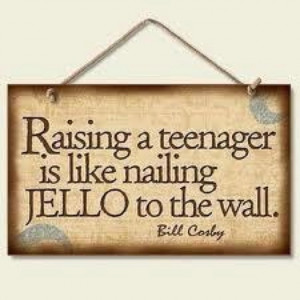 Truth for every parent of a teenager