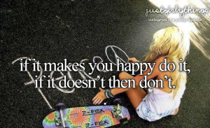 girl, happy, just girly things, photography, quotes, style, text