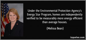 Under the Environmental Protection Agency's Energy Star Program, homes ...