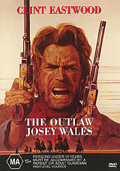 Outlaw Josey Wales Dvd