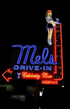 Mel's Diner More