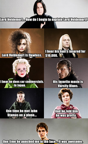 Harry Potter Harry Potter & Mean Girls