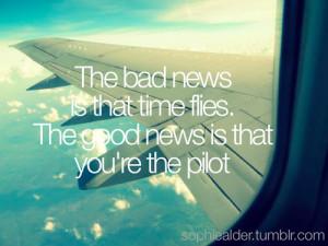 Pilot Quotes And Sayings Quotesplanelifepilotdestiny