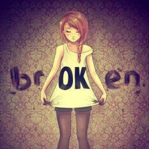 broken girl broken