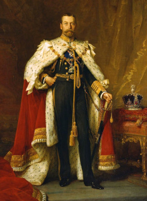always go to the bathroom when you have a chance king george v 1865 ...