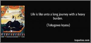 Heavy Burden quote #1