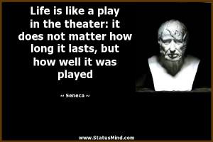Seneca Quotes at StatusMind.com - Page 14 - StatusMind.com