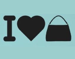heart handbags