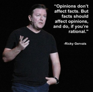 Ricky Gervais Quotes (Images)