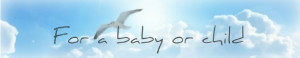Memorial Poems and Memorial Verses for a Baby or Child