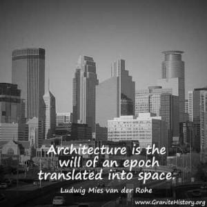 Famous Quotes Architects Design Demand