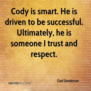 Cael Sanderson Quotes