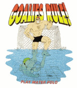 water polo goalie