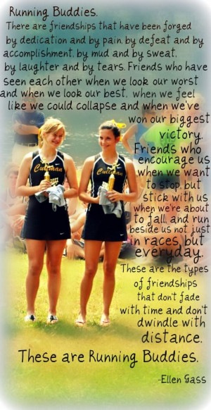 ... Quotes, Running Buddy Quotes, Country Girls, Crosses Country Team