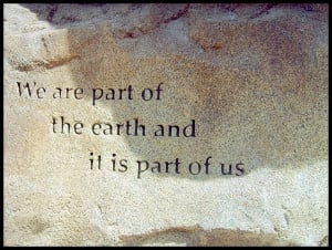 Native American Quotes about Mother Earth