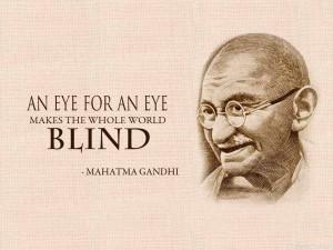 Gandhi Jayanti Quotes Wallpaper