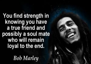 Imágenes con frases de Bob Marley para compartir en Facebook: