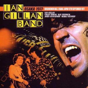 The Clock That Went Backwards Again: Ian Gillan Band - 1977-09-12 ...