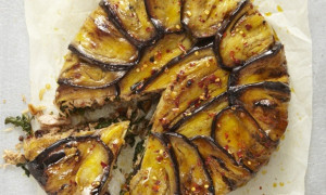 Yotam Ottolenghi s aubergine pilaf cake For those who want the