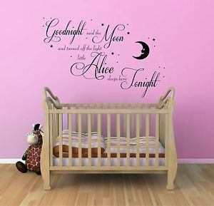 ... > Children's Home & Furniture > Home Decor > Wall Decals & Stickers