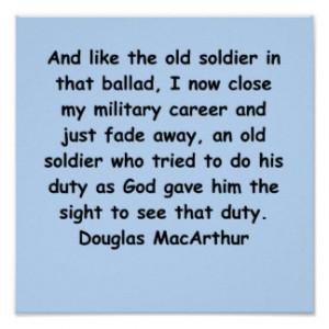 General Macarthur Posters & Prints