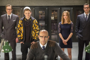 Kingsman: The Secret Service Review - A Fun-Filled Actioner That ...