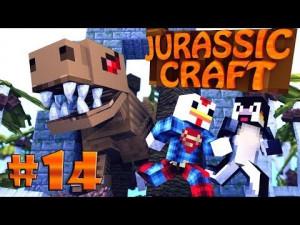 Minecraft | Jurassic Craft - Dinosaurs Ep 14