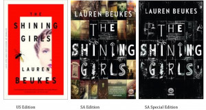 The Shining Girls by Lauren Beukes :