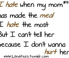 Hate My Mom Quotes I hate my mom .