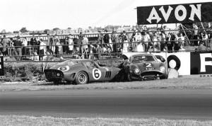 Goodwood Tourist Trophy 1962. John Surtees, Ferrari 250 GTO & Jim ...