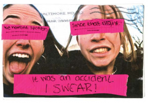 We are featuring seven postcards from the book here: see two of them ...