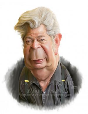 Richard Harrison Old Man...
