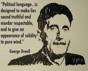 figurative language in 1984 by george orwell The complete works of george orwell, searchable format also contains a biography and quotes by george orwell the complete works of  april 4th, 1984.