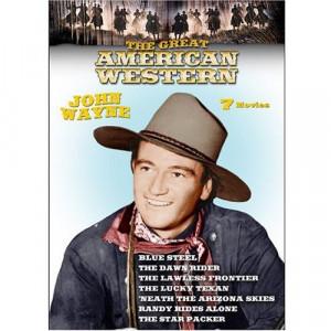 The Great American Western, Vol.3: John Wayne - Star Packer / Randy ...