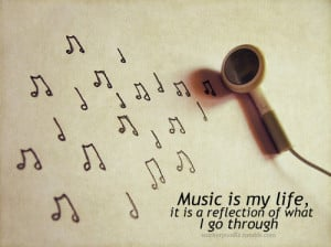 life, lovely, music, music lovely, music quotes, photography, quotes ...