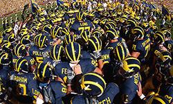 University Of Michigan Football Wallpaper Michigan football traditions