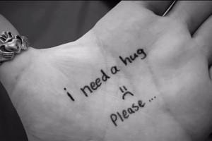 Need A Hug Please