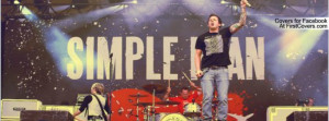 Simple plan band Profile Facebook Covers