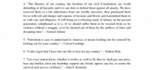 Patriotic Quotes Inspire...