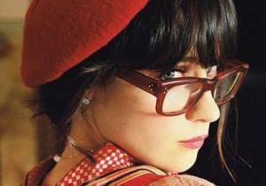 Cool Eyes Girl Glasses Hat