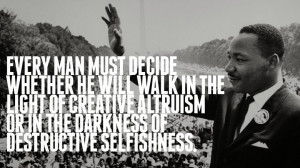 ... authors, celebrities, Responsibility Quotes. Martin Luther. King, Jr